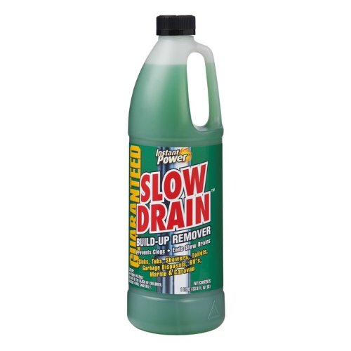 Instant Power 33.8 Oz Slow Drain Build Up Remover Sold in pa
