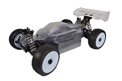 Kit Buggy 4wd Electric (HONGNOR X3 Sabre 1:8 Scale 4WD Electric Off-Road Competition Buggy RC Cars Kit)