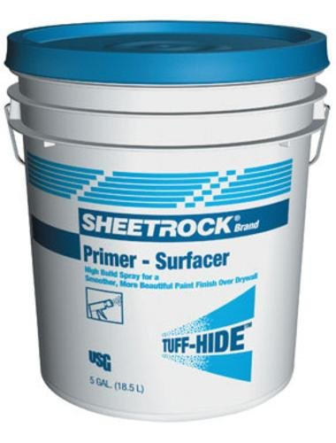 Sheetrock Surface Primer 5 Gl White by Sheetrock Tuff-Hide