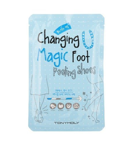 TONYMOLY changer U pied magique Peeling chaussures, once 5,60