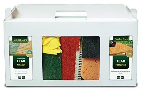 3-in-1 Care-Kit (Teak Sealant)