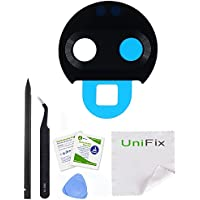 Unifix Back Rear Camera Glass Lens Replacement with...
