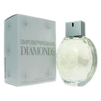 Emporio De Spray Eau 100ml Diamonds Armani Perfume lKTF1Jc