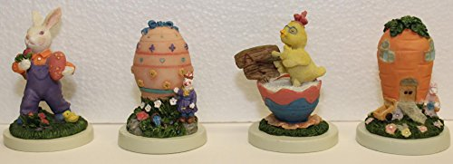 Easter Pottery Cookie Stamps (Set of 4)