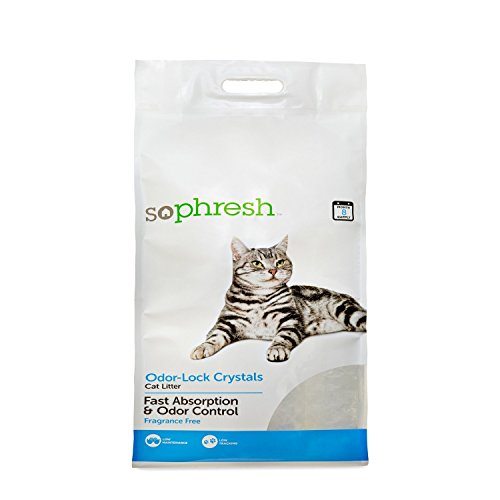 So Phresh Odor Crystal Litter