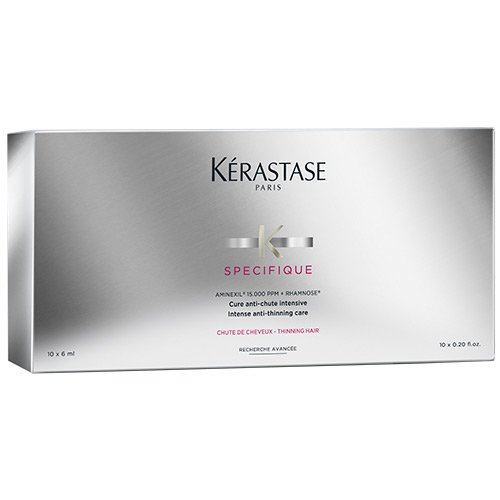 Kerastase Specifique Cure Anti-Chute Treatment, Intensive Thinning Care 10 x 6ml