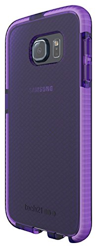 Check Tech (Tech21 Evo Check for Samsung Galaxy S6 - Purple/White)