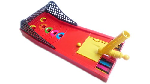 Actopus Desktop Skeeball Game Table Toys Ball Arcade Games by Actopus