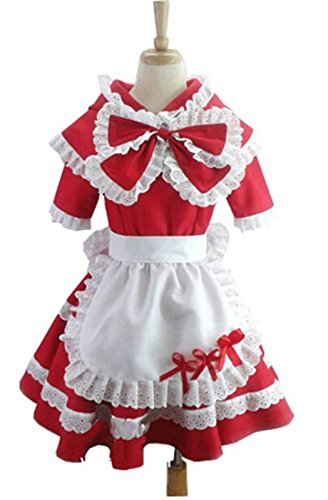 League of Legends LOL Cosplay Set Costume Little Red Riding Hood the Dark Child Annie