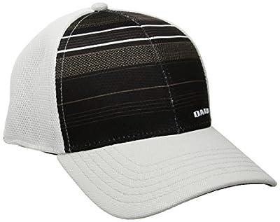 Oakley Men's Silicone Bark Trucker Print 2.0 Cap by Oakley Golf Apparel
