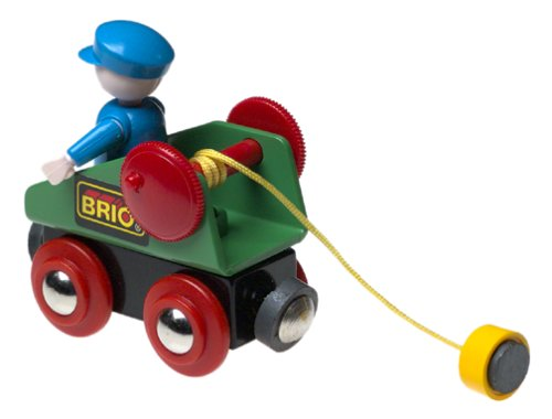 BRIO Trusty Tow Car