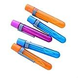 """Dazzling Toys 5"""" Test Tube Touchable Bubbles - 2 Dozen (D096/2)"""