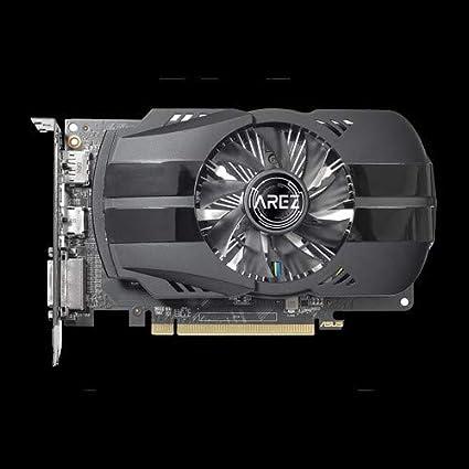 ASUS AREZ-PH-RX550-4G-M7 - Tarjeta gráfica para Videojuegos ...