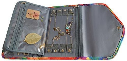 Brelox Travel Jewelry Organizer Case Bag - Great Mothers