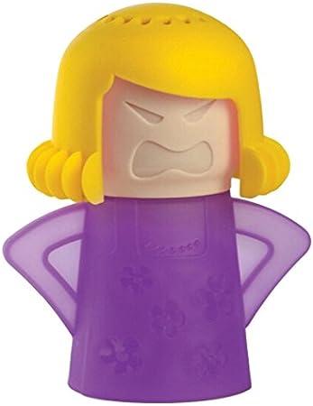 Limpiador de microondas, Angry Mama portátil de acción rápida para ...