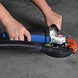 HERZO Universal Surface Grinding Dust Shroud for