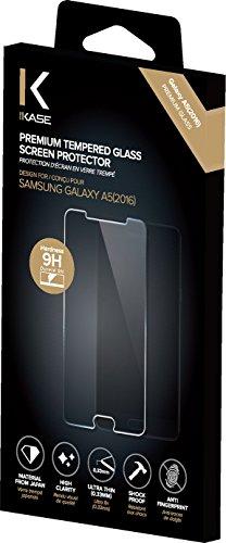 Protection d'écran en verre trempé pour Samsung Galaxy A5(2016), Transparent