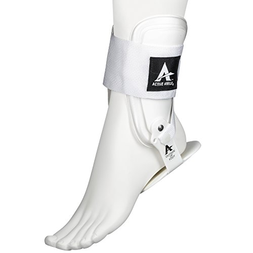 Active Ankle T2 Ankle Brace, Rigid Ankle Stabilizer for Protection & Sprain...