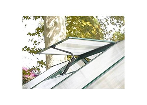 STC Valve Roof Vent Opener in Green