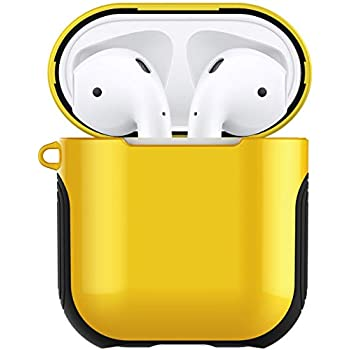 Amazon.com: Airpods Case Cover, Angimi AirPods Skin