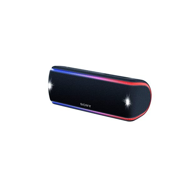 Sony SRS-XB31 Enceinte portable sans fil Bluetooth Waterproof avec effets lumière - Noir 3