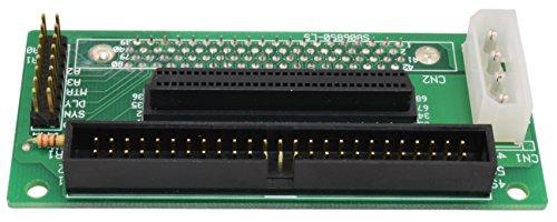 PTC SCA 80 Pin to 68 50 Pin SCSI Adapter ()