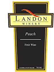 Landon Winery Peach