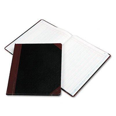 Forms Esselte Single Page (8 Column Columnar Book, Single Page Form, 150 Page, 12-3/8x10-3/8, Black ESS160212158 by ESSLTE)