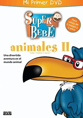 Super Baby Animals 2 Super Beb Animales 2- Spanishportuguese by CreateSpace