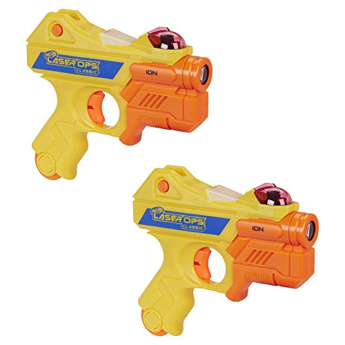 NERF Laser Ops Classic Ion Blaster 2