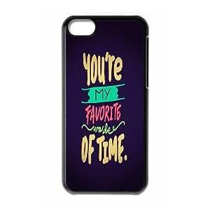 XiFu*Meiiphone 4/4s Case,My Favorite Waste Of Time Hard Shell Back Case for Black iphone 4/4s Okaycosama375827XiFu*Mei