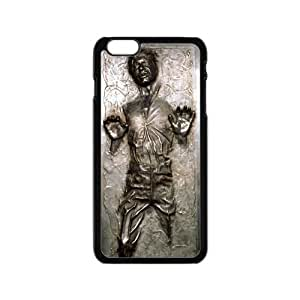 Personal Customization Star Wars Han Solo in Carbonite Life Cell Phone Case for Iphone 6