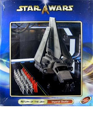 Star Wars Return of the Jedi Imperial Shuttle