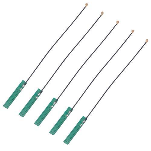 PCB LoRa Antenna 915MHz WiFi Transceiver 1.13 IPEX Interface for Lora32u4 II Module ESP32 LoRa OLED Geekstory (Pack of 5)