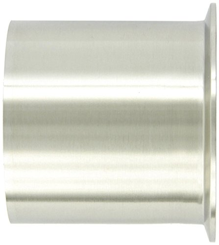 Dixon 14WLMP-G600 Stainless Steel 304 Sanitary Fitting, Light Duty Tank Weld Clamp Ferrule, 6'' Tube OD by Dixon Valve & Coupling