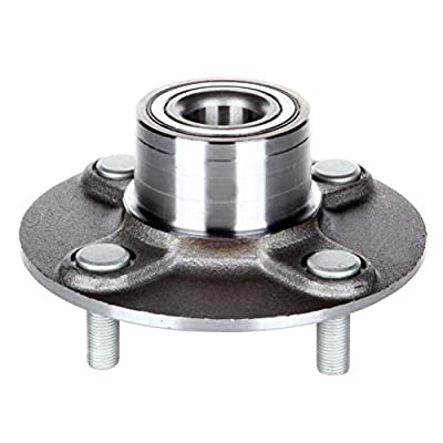 Aintier Rear Wheel Hub Assembly fit for 2000-2006 Nissan Sentra no ABS Hub Bearing OE 5123032: Automotive