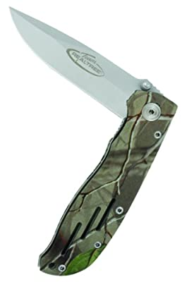 Utica Cutlery 91-RT45CP Hi Tech Hunting Knife