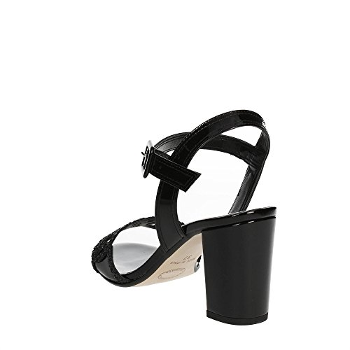 Sandal Schwarz 002 Damen GV Cinzia IBB356 Soft qxI1nwP1T