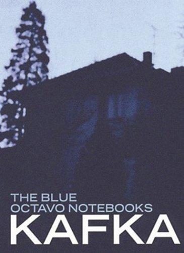 Blue Octavo Notebooks [Franz Kafka] (Tapa Blanda)