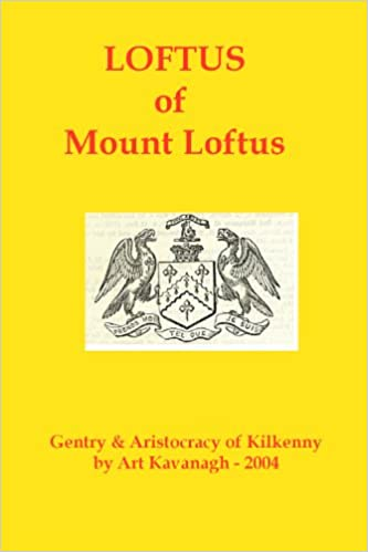 Butler of Mount Juliet (The Gentry & Aristocracy of Kilkenny)