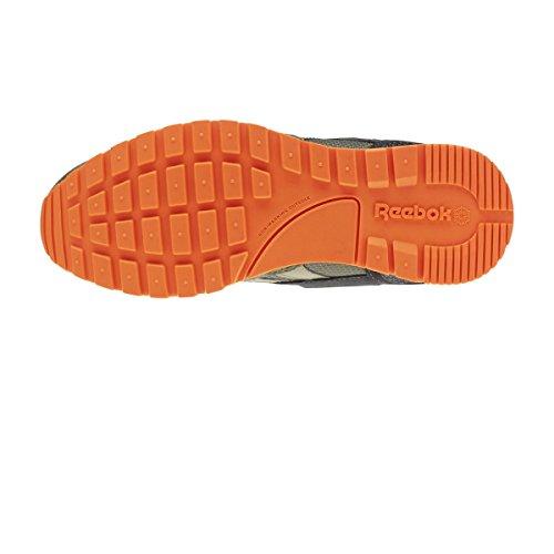 Reebok Bd2437, Zapatillas de Trail Running para Niños Verde (Hunter Green / Coal / Orange / Khaki / White)