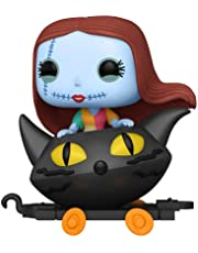 Funko 50631 POP Disney: nachtmerrie voor kerst trein-Sally in kattenkar Collectible speelgoed, veelkleurig