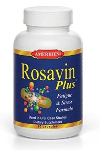 Rosavin Plus? with Electrolytes- Siberian Rhodiola rosea 90 V-capsules 150mg by AMERIDEN INTERNATIONAL, - Perth International