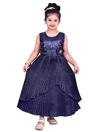 OTOP Girls Maxi/Full Length Festive/Wedding Dress
