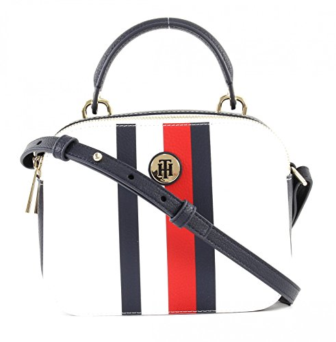 Tommy Hilfiger Th Core Crossover, Borse a tracolla Donna Blu (Corporate Mix)