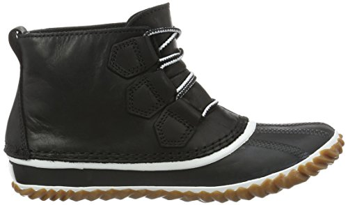 Leather Out Women's Snow Rain Black About Boot Sorel N x1HdIwnn