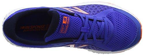 para Balance Blue Hombre de Zapatillas New M420v4 Running Azul W1fx6wRn