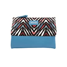 Kenneth Cole Pyramid Case, Abstract Chevron, International Carry-on