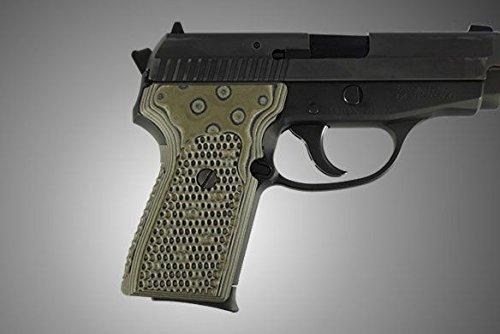 Hogue Hunting Grip Sig P239 G10 Kit Pir G-M Grn