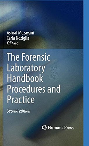 The Forensic Laboratory Handbook Procedures and Practice